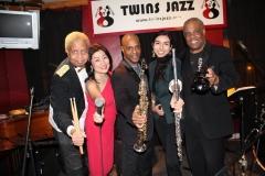 Twin Jazz Washington DC February 2020